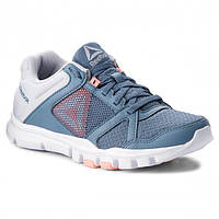 Кроссовки Reebok Yourflex Trainette 10 MT, 42,5 EUR, 27,9 см! Оригинал!