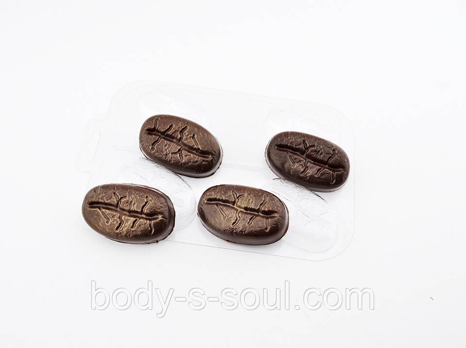 Пластиковая форма для шоколада Шоко-кофе