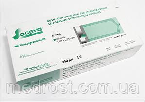 Стерилизационные пакеты Sovega 90x230