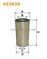 Фильтр воздушный 42393E/408/1 (производство WIX-Filtron) (арт. 42393E), AEHZX