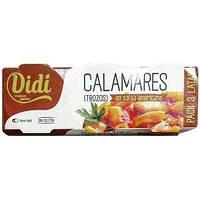 Кальмар Didi Calamares Salsa Americana, 3*80г