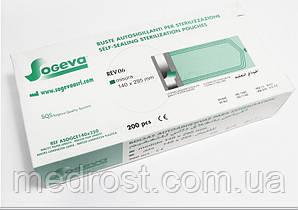 Стерилизационные пакеты Sovega 140x250