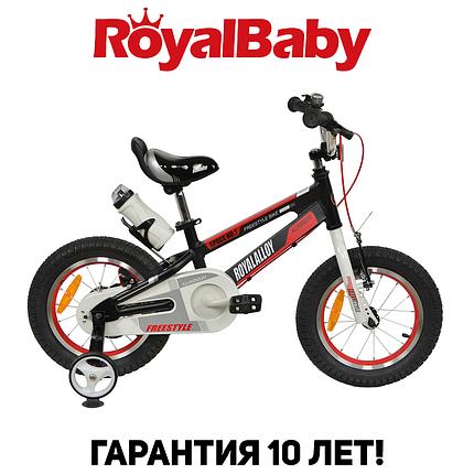 """Велосипед детский RoyalBaby SPACE NO.1 Alu 12"""", OFFICIAL UA, черный, фото 2"""