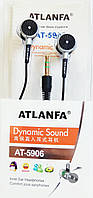 Наушники вакуумные Atlanfa AT-5906E