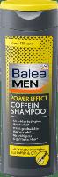Balea MEN Shampoo Coffein power effect - Шампунь для мужчин с кофеином, 250 мл