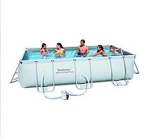 Каркасный бассейн Bestway 56251 (404x201x100см)