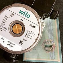 Wilo Star RS 25-60 Особенности насоса  - Подходят для монтажа с горизонтальным расположением вала; - Клеммная коробка в положении 3-6-9-12 часов - Три предварительно выбираемые ступени частоты вращения для адаптации нагрузки