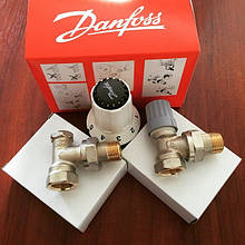 Комплекты радиаторные DANFOSS http://теплодом.укр/g2189331-radiatornaya-armatura?bs.. @ улица якира 147