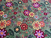 Детский ковролин Цветы 40, фото 3