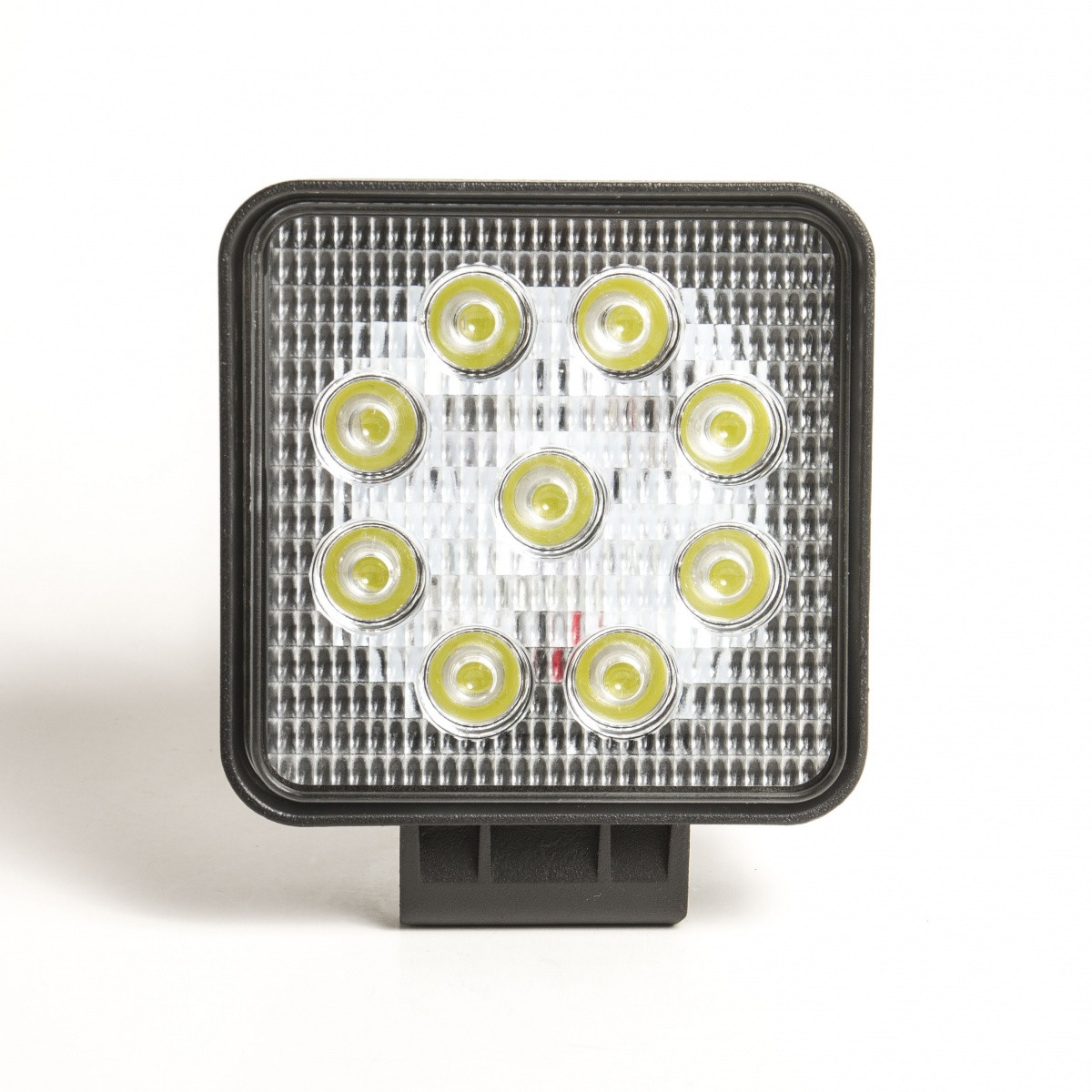 Светодиодная LED фара 3W*9 27Вт. IP67 12В, 24В 2700 lms