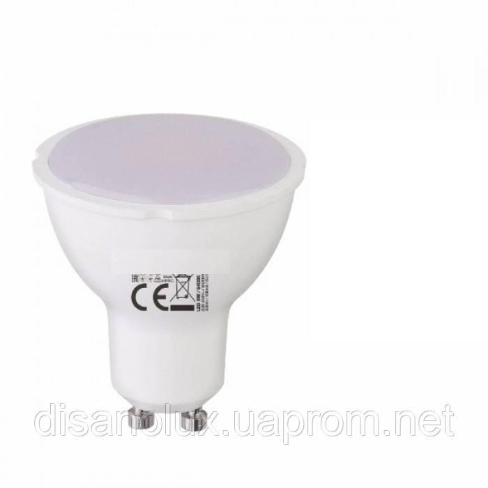 Светодиодная лампа   LED-9W  GU10 4200K