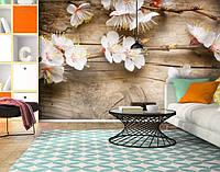 Фотообои текстурированные, виниловые Цветы, 250х380 см, fo01inV_fl102775