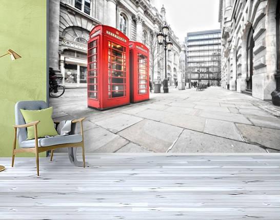 Фотообои текстурированные, виниловые Город, 250х380 см, fo01inV_gd10554, фото 2