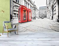 Фотообои текстурированные, виниловые Город, 250х380 см, fo01inV_gd10554