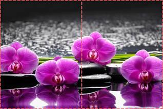 Фотообои бумажные гладь, Цветы, 200х310 см, fo01inB_fl103283, фото 2