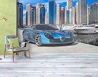 Фотообои текстурированные, виниловые Авто мир, 250х380 см, fo01inV_av11263