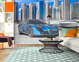 Фотообои текстурированные, виниловые Авто мир, 250х380 см, fo01inV_av11263, фото 3