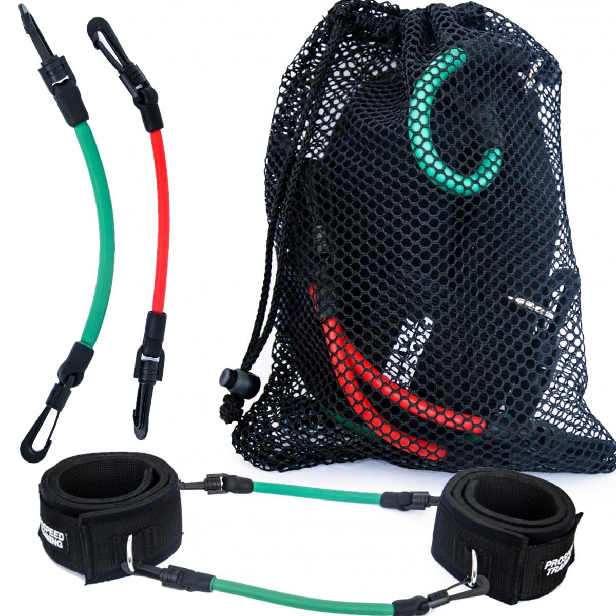 Комплект спортивных эспандеров в мешке Kbands ProSpeed Training