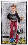 Кукла Барби коллекционная Кит Харинг, фото 5