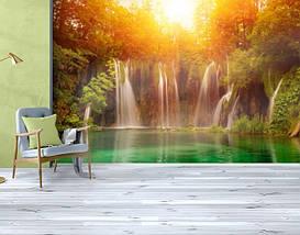 Фотообои текстурированные, виниловые Водопады, 250х380 см, fo01inV_pr11069, фото 3