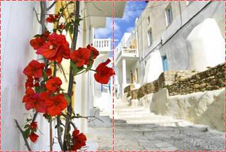 Фотообои бумажные гладь, Город, 200х310 см, fo01inB_st00005, фото 2