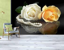 Фотообои бумажные гладь, Цветы, 200х310 см, fo01inB_fl11348, фото 3