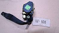 Ремень безопасности задний правый Mercedes A Class W168 A140 1999, 5663117001 Мерседес А-Класс