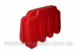 Дорожный блок водоналивной красный или белый 1200.0 (мм)