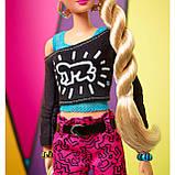 Кукла Барби коллекционная Кит Харинг, фото 10