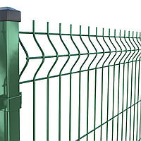 """Секция ограждения ТМ """"3D Забор""""  2500х2230 мм, дм. 4 мм"""