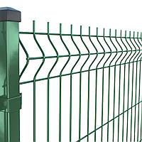 """Секция ограждения ТМ """"3D Забор""""  2500х2430 мм, дм. 4 мм"""