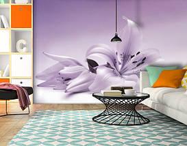 Фотообои текстурированные, виниловые Цветы, 250х380 см, fo01inV_fl13753, фото 3