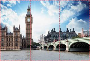 Фотообои текстурированные, виниловые Биг-Бен, 250х380 см, fo01inV_ar10533, фото 2