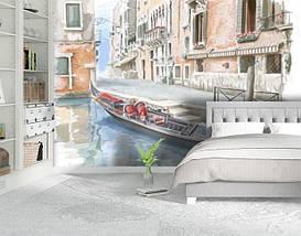 Шпалери паперові гладь, Венеція, 200х310 см, fo01inB_ar11380, фото 2