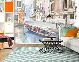 Шпалери паперові гладь, Венеція, 200х310 см, fo01inB_ar11380, фото 3