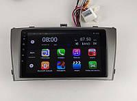 Штатная магнитола Android на Toyota Avensis 2009-2013 год Пам'ять 1/16, 9 дюймов экран