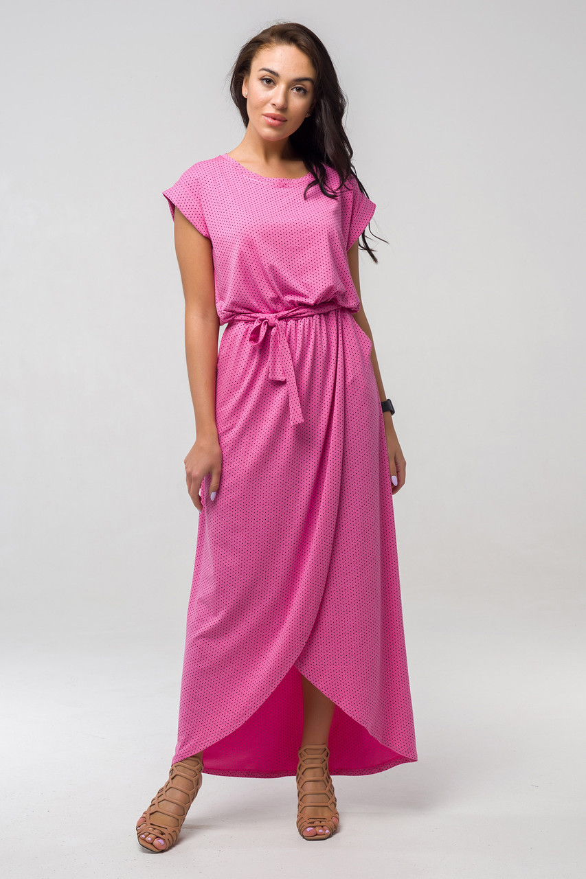 """Женское длинное платье """"Асти 2"""""""