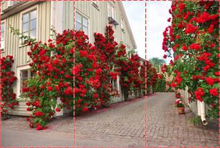 Фотообои текстурированные, виниловые Город, 250х380 см, fo01inV_st00068, фото 2