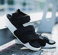 Adidas Adilette Sandal Black White | сандалии мужские и женские; черно-белые; босоножки