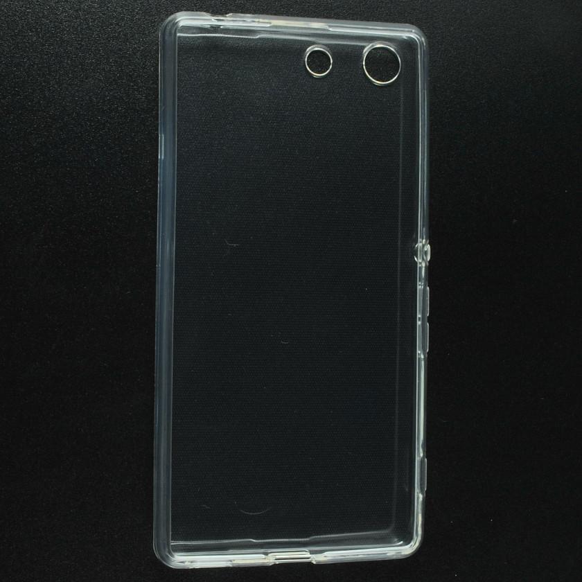 Силиконовый чехол для Sony Xperia M5