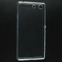 Силиконовый чехол для Sony Xperia M5, фото 1