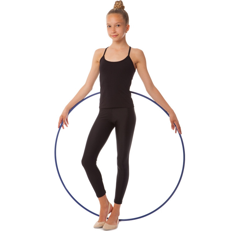 Лосини гімнастичні дитячі Біфлекс чорні DR-1203-42