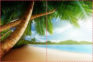 Фотообои бумажные гладь, Море, 200х310 см, fo01inB_mp11426, фото 2