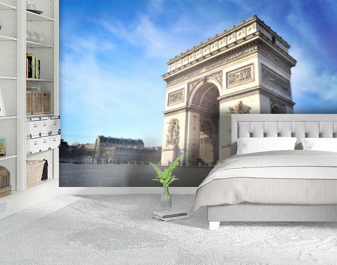 Фотообои текстурированные, виниловые Триумфальная арка, 250х380 см, fo01inV_ta00010