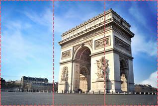 Фотообои текстурированные, виниловые Триумфальная арка, 250х380 см, fo01inV_ta00010, фото 2