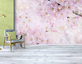 Фотообои текстурированные, виниловые Цветы, 250х380 см, fo01inV_fl101198, фото 3