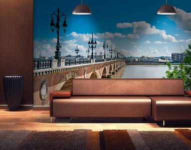 Фотообои текстурированные, виниловые Мосты, 250х380 см, fo01inV_br00284