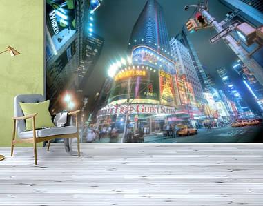 Фотообои текстурированные, виниловые Город, 250х380 см, fo01inV_gd10233