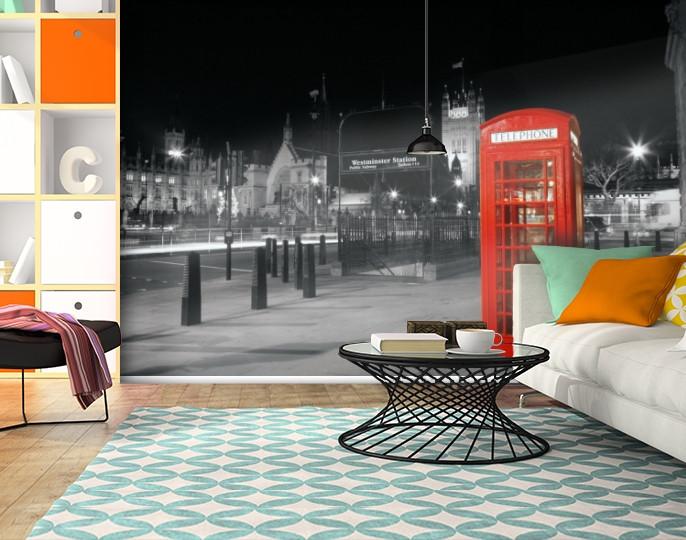 Фотообои текстурированные, виниловые Архитектура, 250х380 см, fo01inV_ar11973