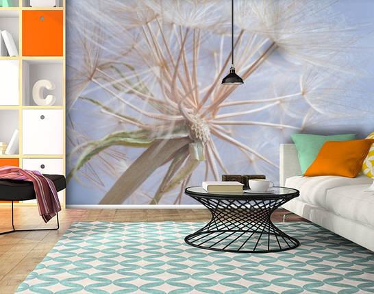 Фотообои текстурированные, виниловые Цветы, 250х380 см, fo01inV_fl13466, фото 2